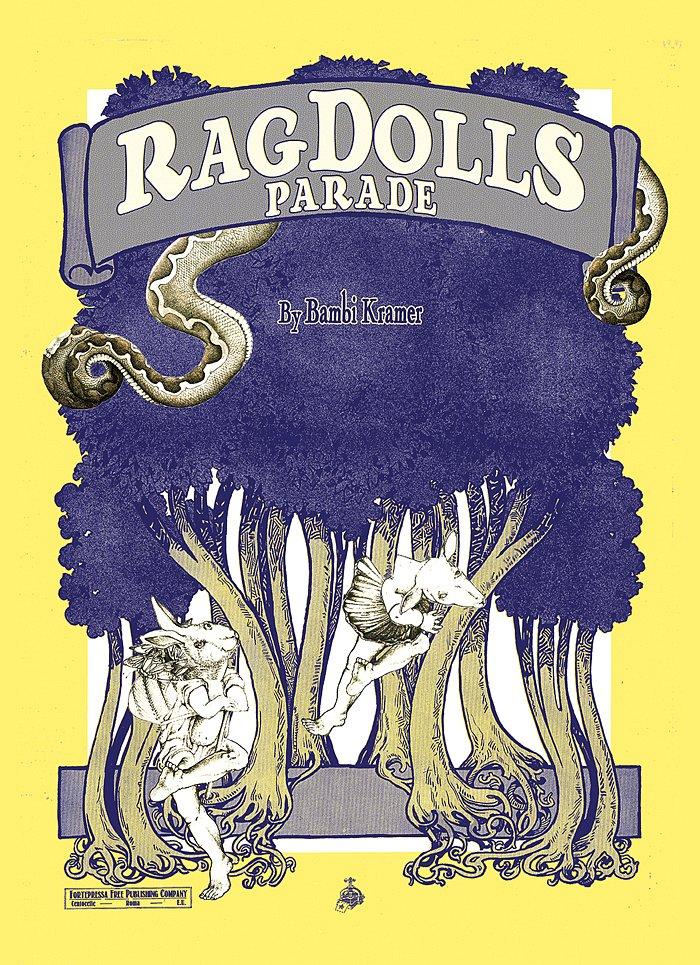 RAGDOLLS PARADE cover