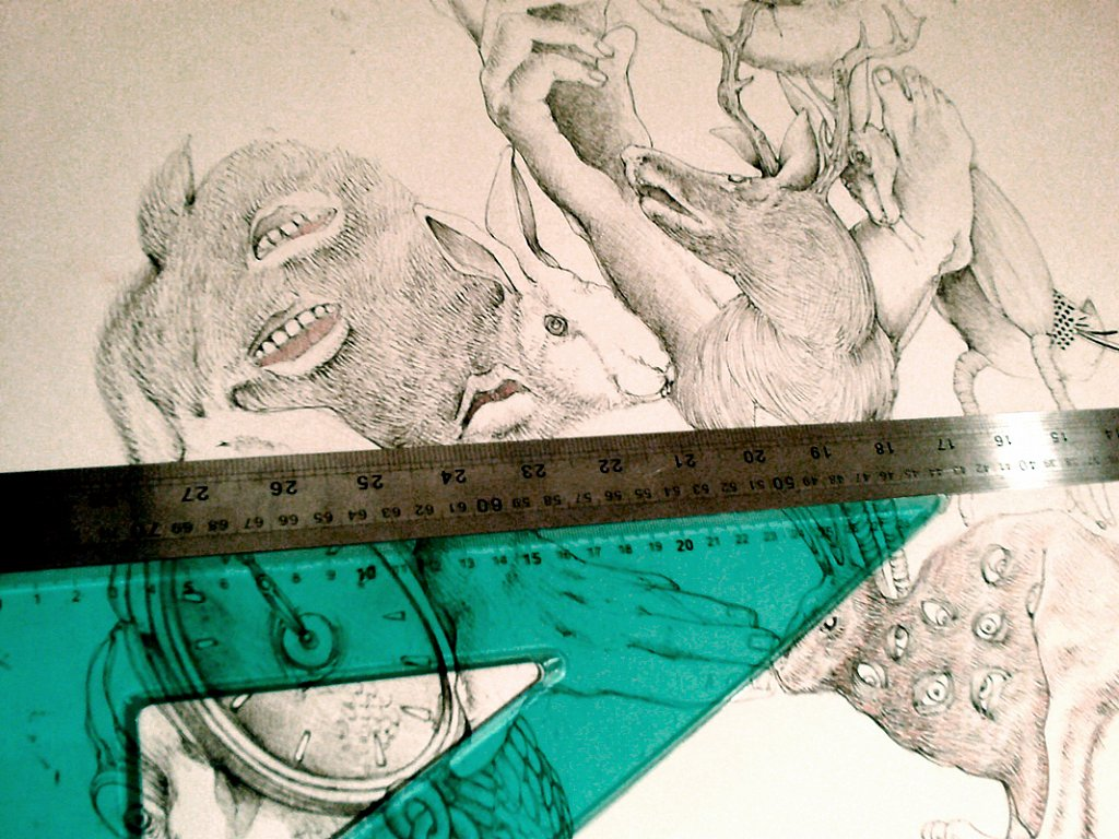 Munecas roll - detail