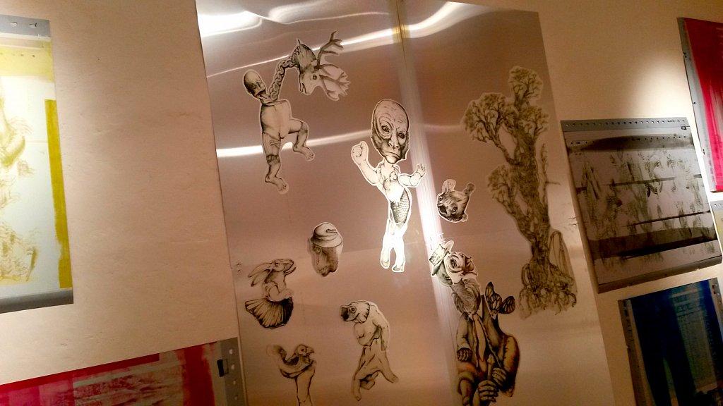 RAGDOLLS PARADE - in printing.  Portanova 12 Gallery, Bologna - 2014