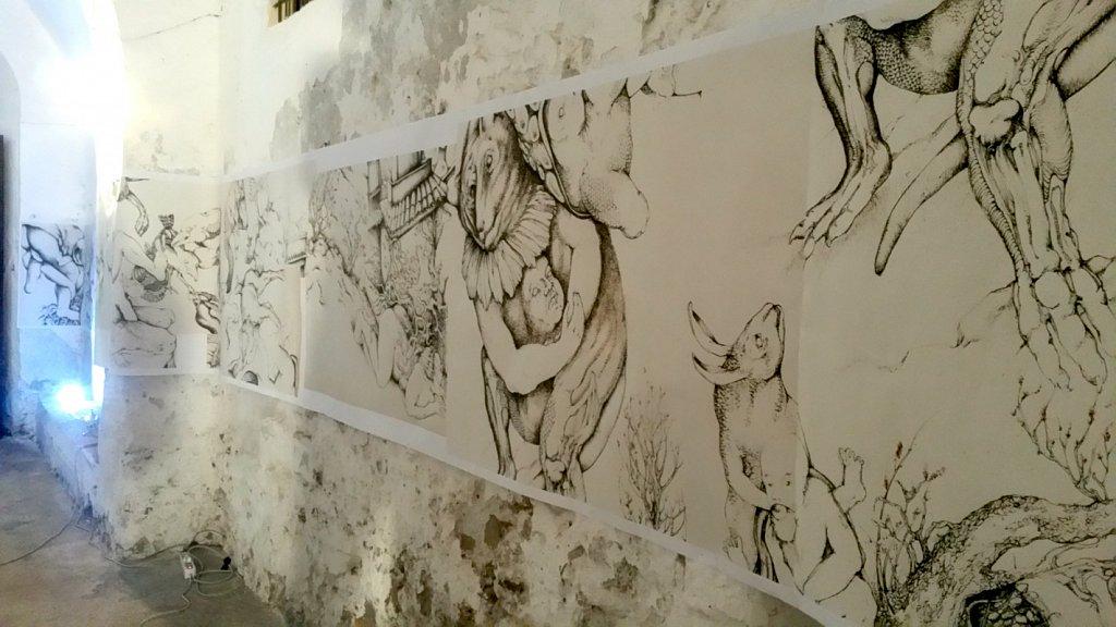 Trude Rabbit roll - Casanova di Carinola, 2014