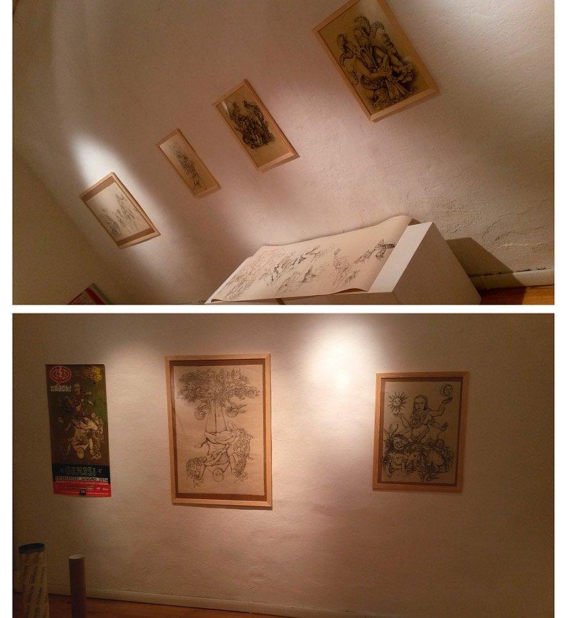 Portanova 12 Gallery, Bologna - 2014